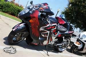 Suzuki Of Atlanta Atlanta Falcons Hayabusa Ridez