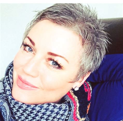 pixie transition to gray 235 best short gray hair images on pinterest