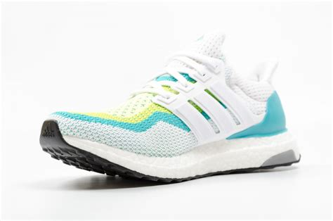 Adidas Prewalker White Blue adidas ultra boost white blue green sneaker bar detroit
