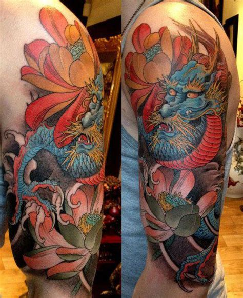 dragon tattoo with meaning japanese dragon tattoo color meaning tatuajes dragones