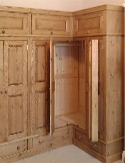 Being Wardrobe by Pine And Oak Fitted Wardrobes Hedgehog Furniture