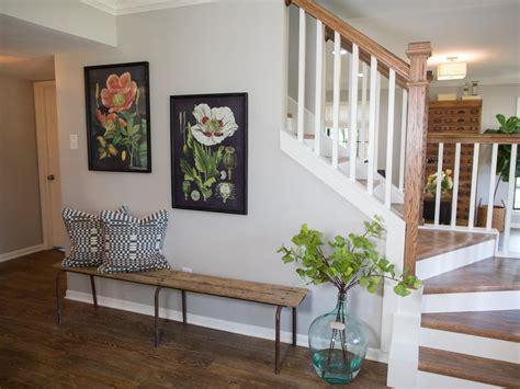 Fixer Foyer by Photos Joanna Gaines Hgtv