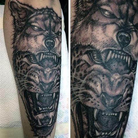 animal tattoo designs for men 60 leopard tattoos for designs with strength and prowess