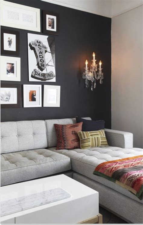 black accent wall black accent wall tumblr for the home pinterest