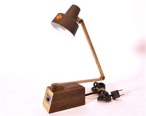 Small Desk Lights Small Brown Vintage Tensor Light Desk L Reading Light