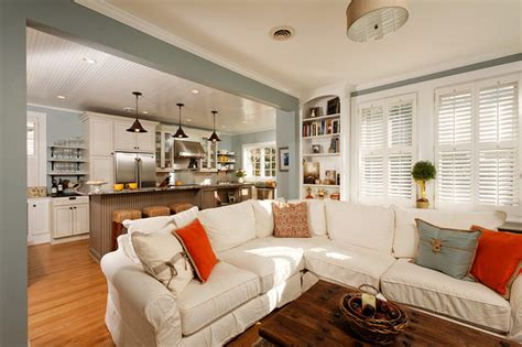 Formal Dining Room Window Treatments by Open Concept Entertainer S Kitchen Eclectic Kitchen