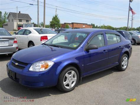 Cobalt Blue Ls by 2006 Chevrolet Cobalt Ls Sedan In Arrival Blue Metallic