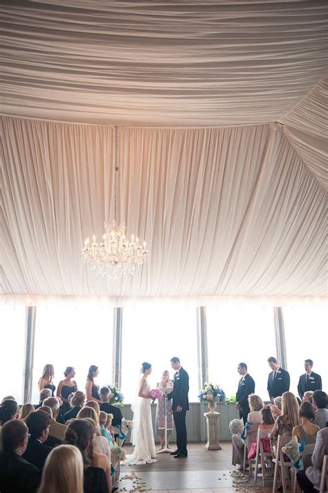 Wedding Ceremony Draping by Draping Wedding Ceremony Inspirations