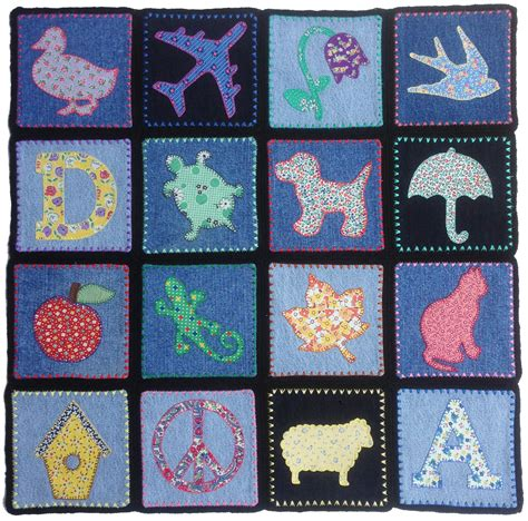 Embroidery Quilt by Quilting Designs From Vintage Embroidery Transfers