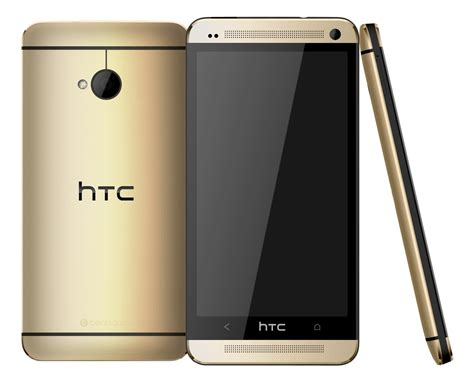 Hp Htc One Gold htc officially announces gold coloured htc one techdroid