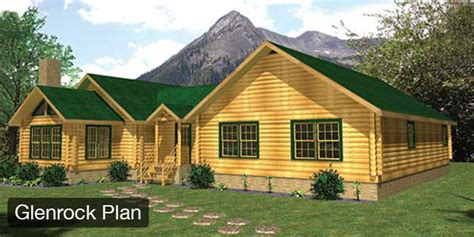 Log Cabin Home Floor Plans log home amp cabin floor plans