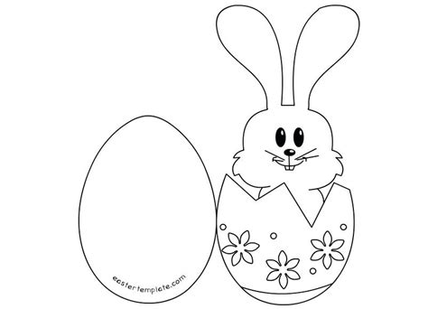 easter bonnet printable templates free printable easter bonnet template rabbit