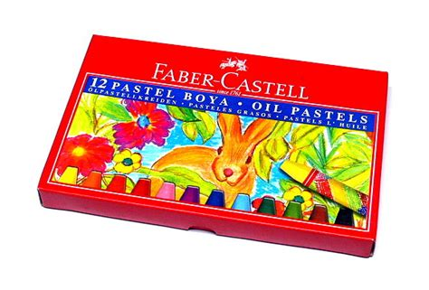 Faber Castell 12 Colors Pastels faber castell learning pastels hexagonal 75mm 12 125012 pb508 pastels rcecho