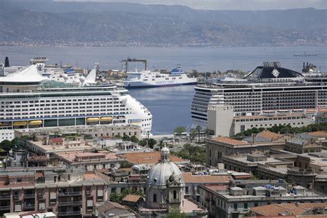 messina cruise port messina medcruise