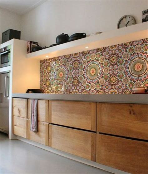 wallpaper kitchen backsplash ideas best 25 kitchen wallpaper ideas on pinterest wallpaper