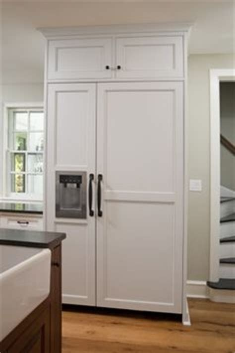 refrigerators that accept cabinet panels pinterest the world s catalog of ideas