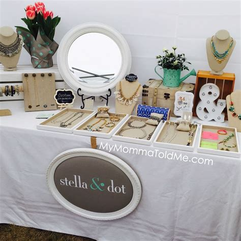 vendor table display ideas 17 best ideas about jewelry table display on