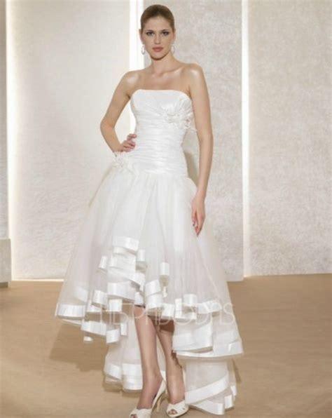 imagenes vestidos de novia cortos foto 13 de 18 modelo hali vestidos de novia cortos 2012