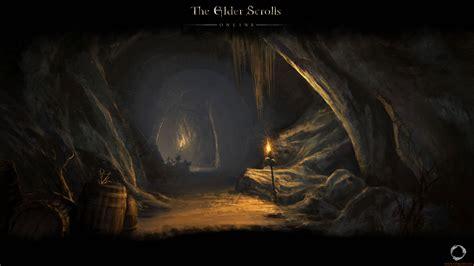 pinepeak cavern elder scrolls guides