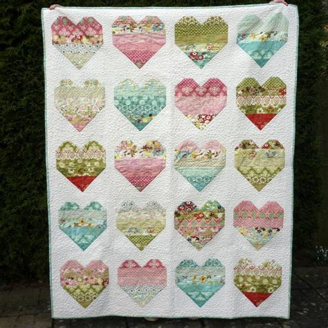 quilt pattern home is where the heart is jelly roll quilt pattern take heart by mack and mabel