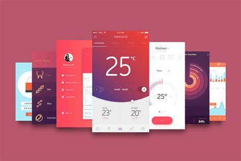 home design app gallery 10 best resources for mobile app design inspiration