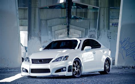 Lexus Is F Tuning Wallpapers And Images Wallpapers
