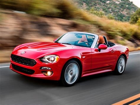 2017 fiat 124 spider review and pricing kelley
