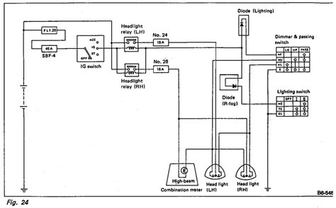 wiring diagram automotive electrical circuits diagrams