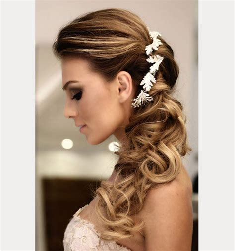 Bridal Side Hairstyles by Side Swept Wedding Hairstyles To Inspire Mon Cheri Bridals