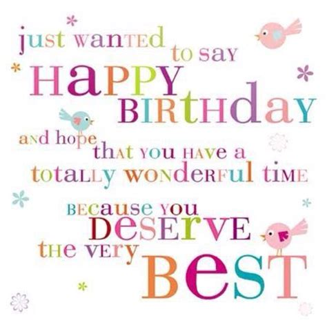 Happy Birthday Quotes For A Best Friend 15 Best Ideas About Happy Birthday Messages Friend On