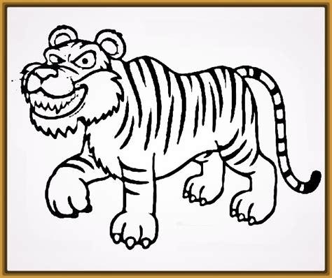 imagenes de tigres para dibujar a lapiz faciles tigres para dibujar a lapiz faciles para imprimir fotos
