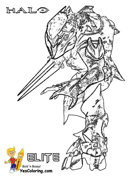 heroic halo 4 coloring pages halo 4 free halo