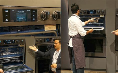 kitchen collection store 2018 samsung chef collection smart kitchen appliances with modern style