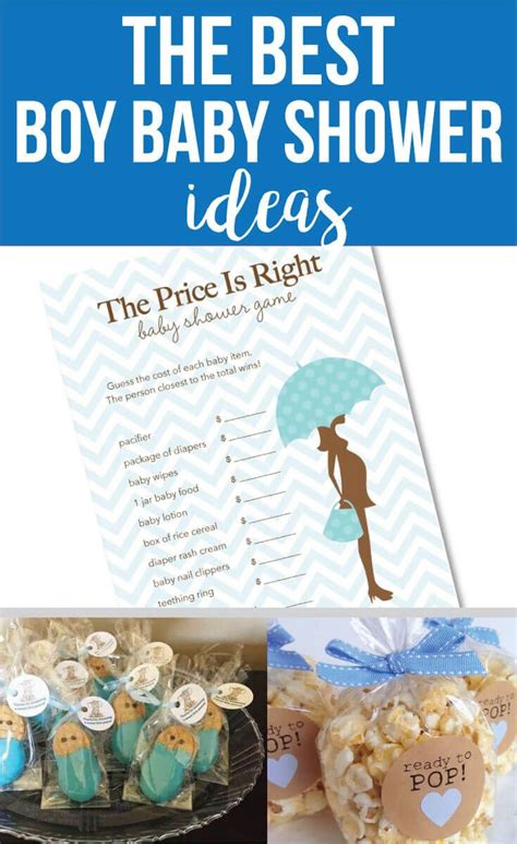 Baby Boy Shower Recipes by 883 Best Images About Baby Shower Ideas On
