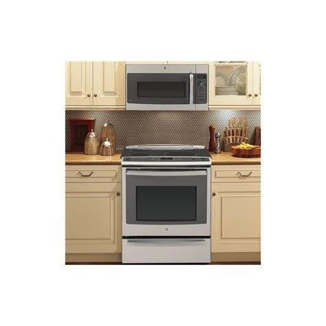 Ge Profile Warming Drawer by Ge Profile Series 30 Quot Slide In Induction And Convection