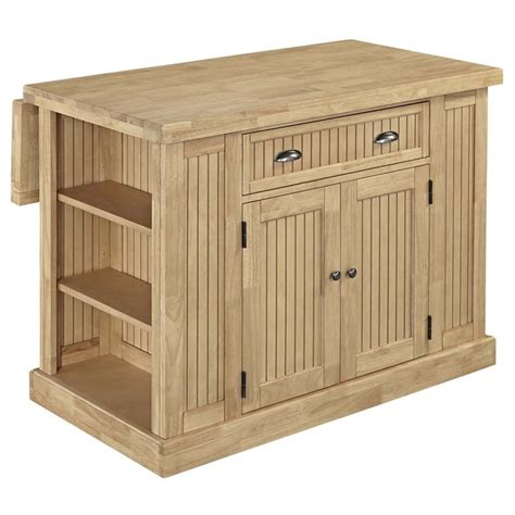 home styles nantucket kitchen island home styles nantucket butcher block top kitchen island in