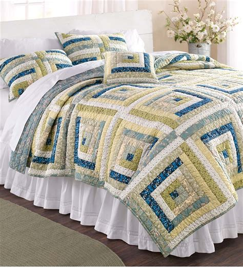 Quilt Bedding Set King by Sea Glass King Quilt Bedding Set Collection Accessories