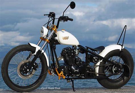 Brook Chopper Motorrad by The Brook A New Brand Of 125 250 Cc Rigid Custom