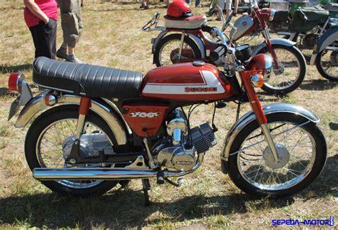 spesifikasi suzuki a100 suzuki a100 motor pertama suzuki di indonesia info