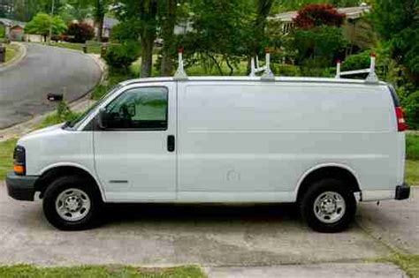 how do cars engines work 2003 chevrolet express 2500 windshield wipe control buy used 2003 chevy express 3500 work van in birmingham alabama united states for us 4 600 00