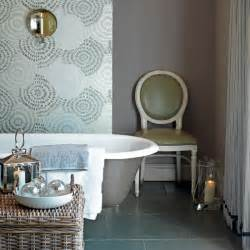walls wallpaper inspiration bathroom small bathroom wallpaper home design ideas pictures