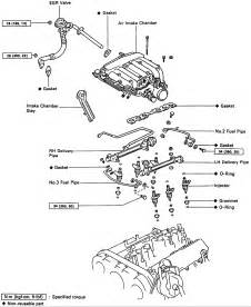 toyota 4runner engine diagram 1995 toyota 4runner 3 0 efi engine diagram get free