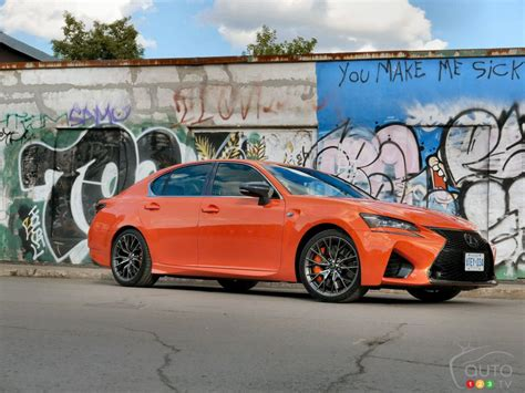 lexus frs 2016 2016 lexus gs f aimed in the wrong direction car reviews