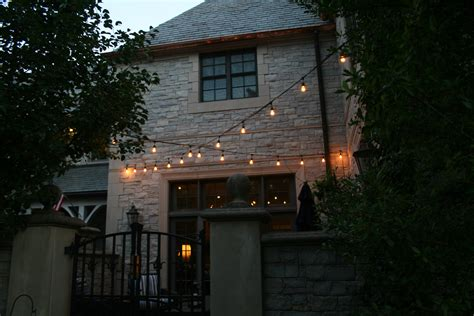 Cafe Patio Lights Outdoor Lighting Perspectives Of Columbus