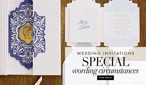 Wedding Invitation Etiquette by Wedding Invitation Etiquette Special Wording