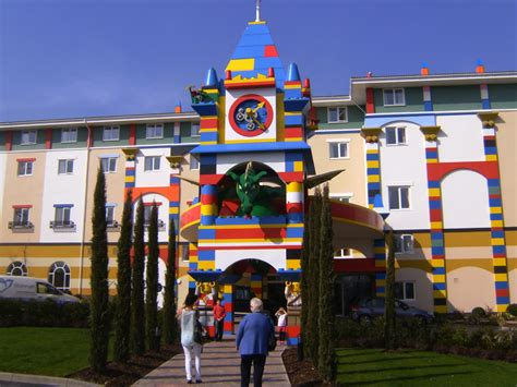 Colour Scheme by All About Bricks Legoland Windsor Resort Hotel Review