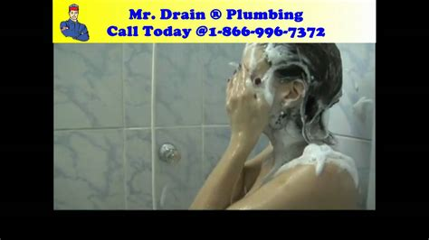 Mr Drain Plumbing by Clogged Shower Cleaning Shower Repair Shower