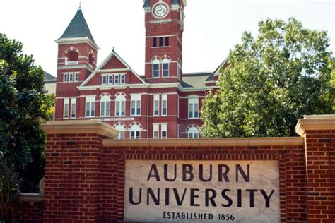 Mba Auburn Uni Versity by A 40 Million Gift Aims To Transform Auburn S B School