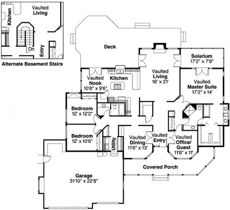 4 bedroom ranch house plans bed mattress sale ranch style house plan 4 beds 2 baths 2310 sq ft plan