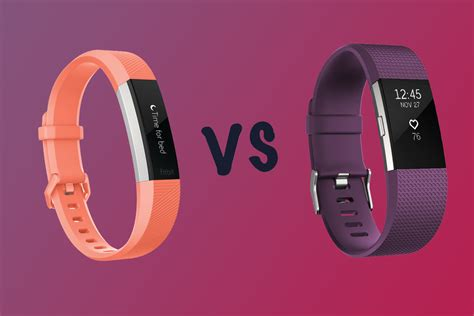 Fitbit Alta Hr Fuschia L Idn fitbit alta hr vs charge 2 what s the difference gearopen